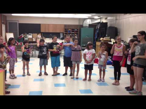 J-DAPA Summer Theatre Camp - Yogi Bear Song