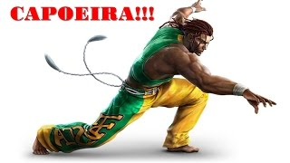 Martial Arts Capoeira Gameplay PC