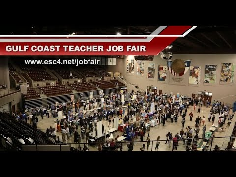 Gulf Coast Teacher Job Fair