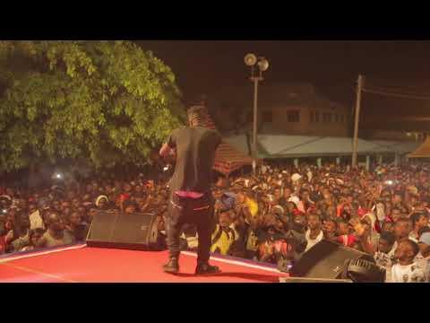 Shatta Wale's Performance at the NPP Win Celebration