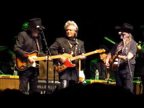"""""""Okie From Muskogee"""" Merle Haggard 11/11/14"""