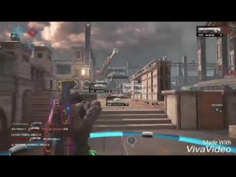 MxPW iTerror v Gow 4 Ramdons clips