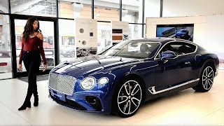 2019 Bentley Continental GT First Look With Britt Waters