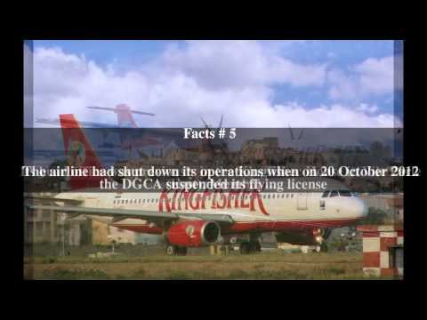 History of Kingfisher Airlines Top # 10 Facts