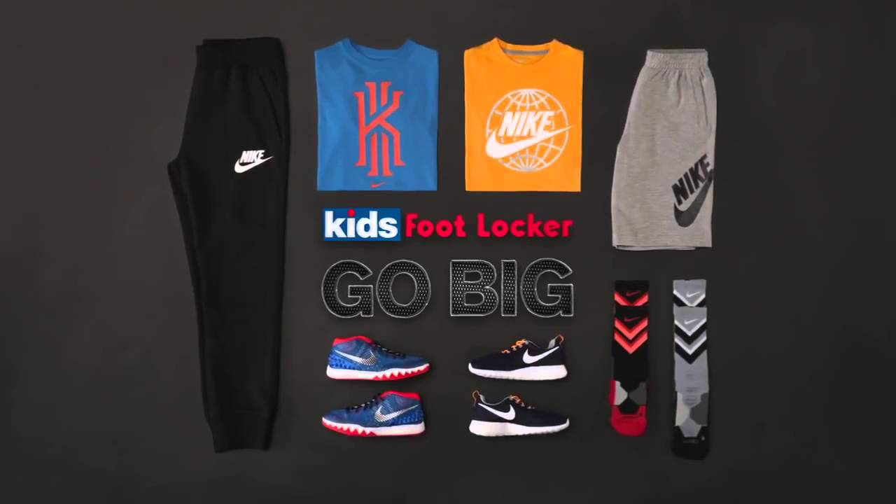 Foot locker final draft