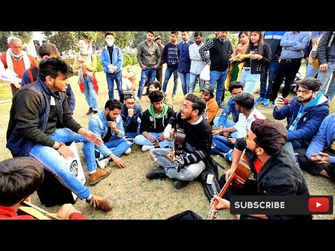 Delhi Ke Ladko Ki Performance .... With... Dhashu Style Mein.... Apna TV SHow