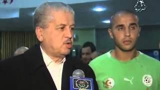 أخطر رد من سلال على المغرب