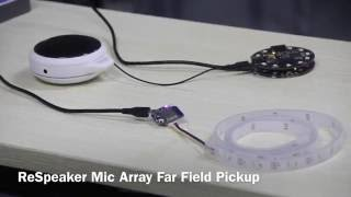 Respeaker--MIC Array Long Distance Pickup