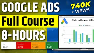 Complete Google Ads Course in Hindi | Full Tutorial in 8 Hours | WsCube Tech