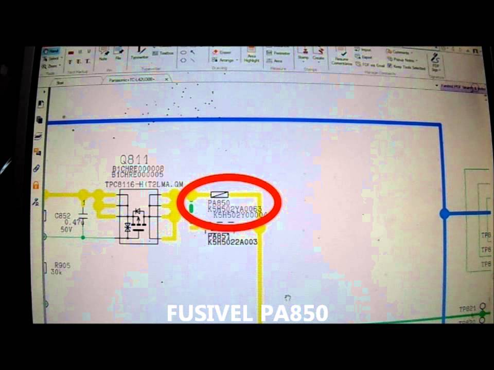 Tv Panasonic Tc L42u30b Nao Funciona Led Pisca 14 Vezes