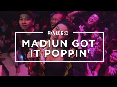 #KVLOG63 - MADIUN GOT IT POPPIN'
