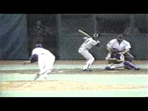 Gaylord Perry Spitball Feature with Bob Uecker - 1984