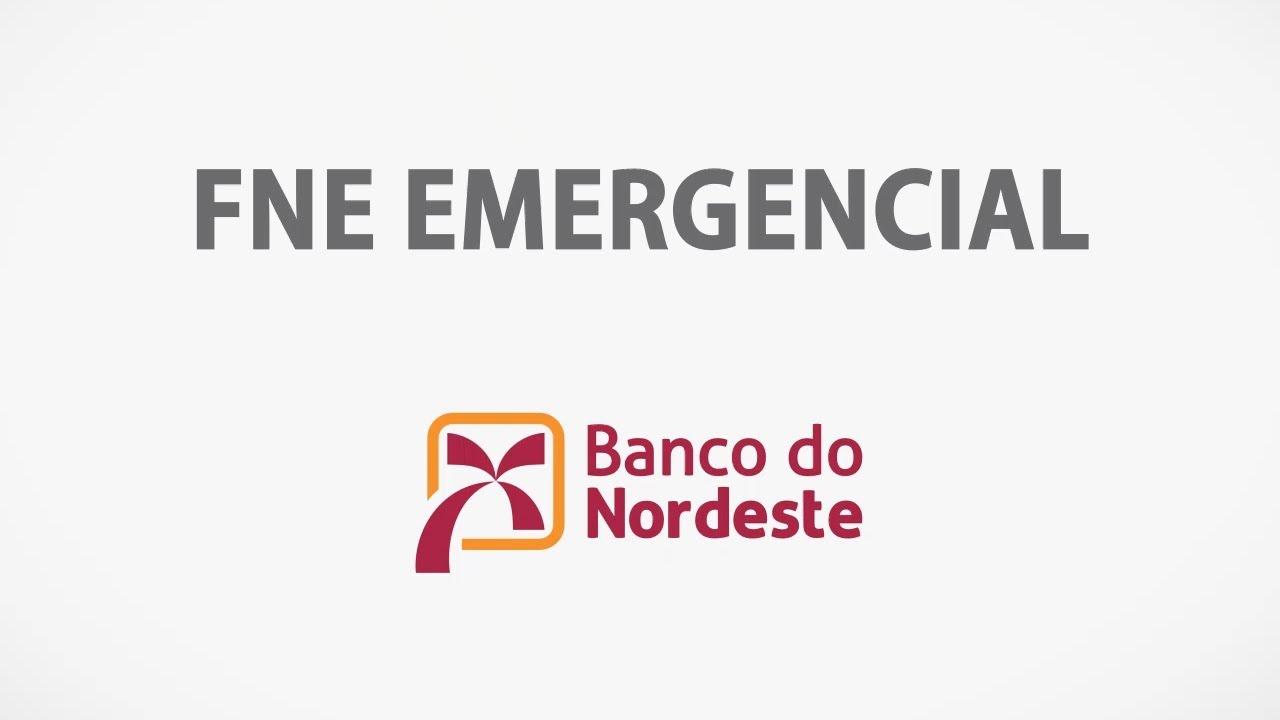 Conheça o FNE Emergencial, a nova linha de crédito especial do ...