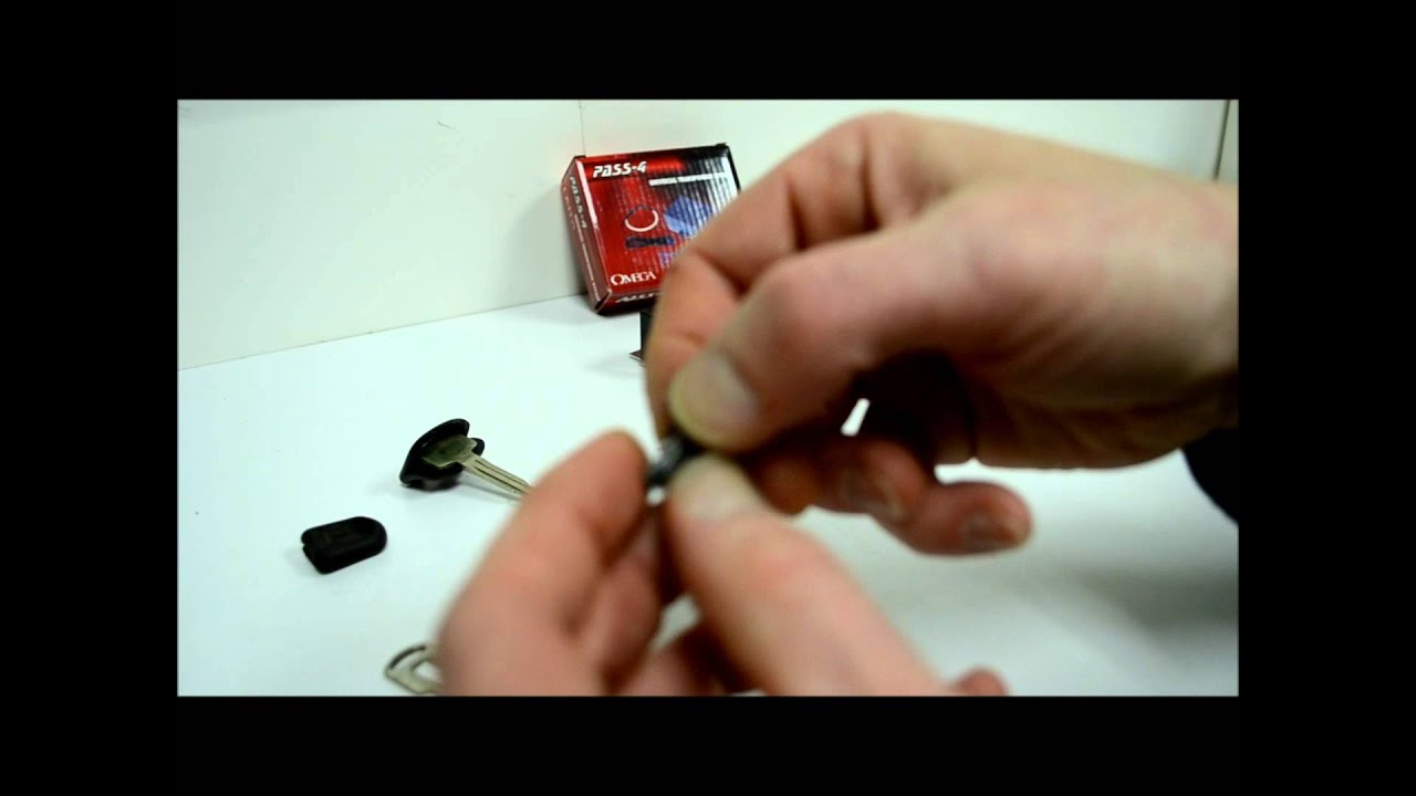 Wiring Diagram Of Car Alarm System For Motor Starter Gm Passlock 3 Pk3 Factory Anti Theft Immobilozer Bypass Fix - Youtube