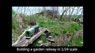Building A Garden Railway