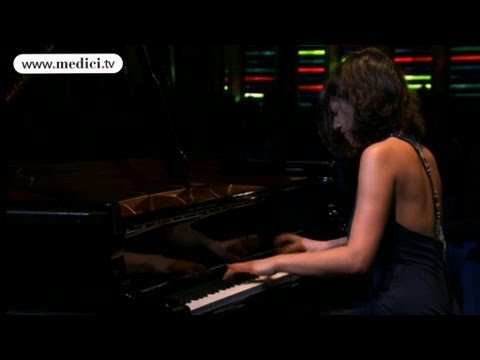 Khatia Buniatishvili - Chopin - Prelude No. 4 in E Minor