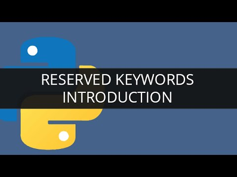 great quality footwear great look Introduction to Reserved Keywords in Python | Edureka