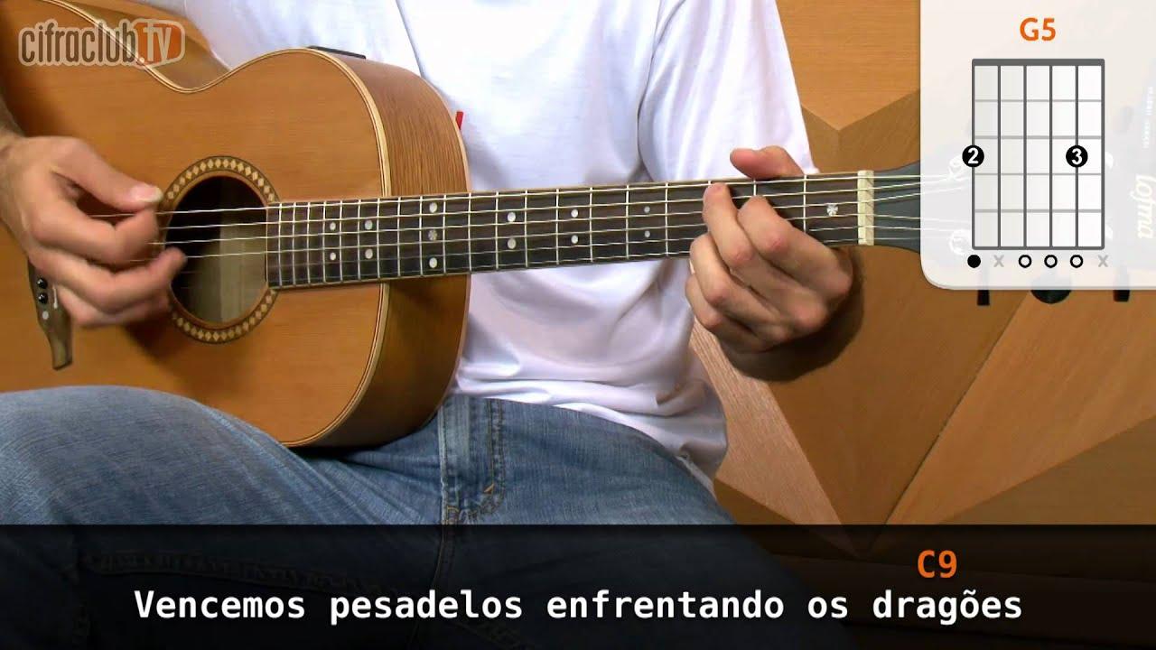 Paula Fernandes Aula De Violão: Paula Fernandes Feat. Taylor Swift (aula De
