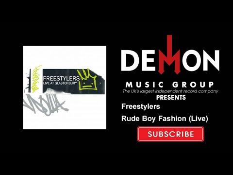 Freestylers - Rude Boy Fashion - Live