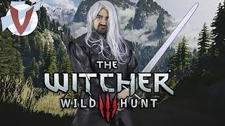 The Witcher 3 Angry Joe RUS RVV