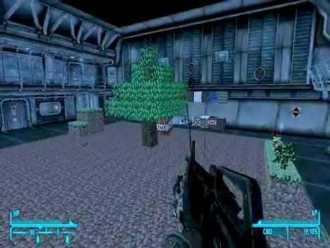 Fallout new vegas Minecraft mod  YouTube