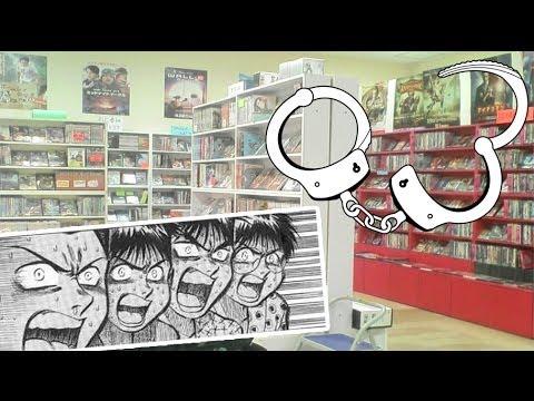 DVD shop sa Japan, nahuling nagbebenta ng adult videos