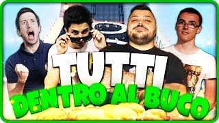 GTA 5 Online : TUTTI DENTRO AL BUCO ! w/Anima,Dexter & Surry
