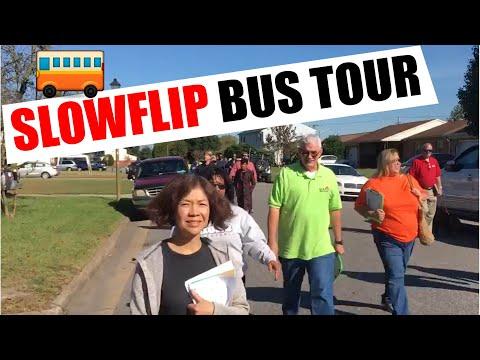 Scott Jelinek Takes You Along On The Master Investor Academy's Rehab/Slowflip Bus Tour