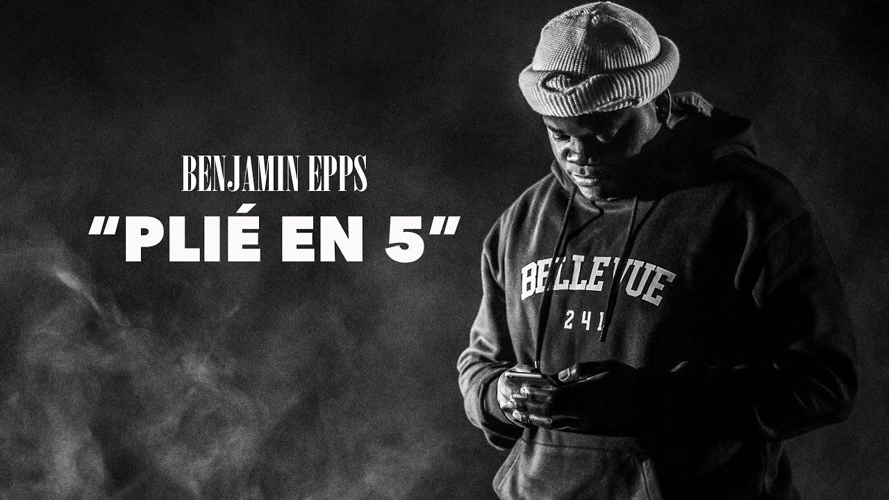 Download Benjamin Epps - Plié en 5