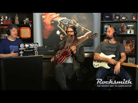 Rocksmith Remastered - Blues II - Live from Ubisoft Studio SF