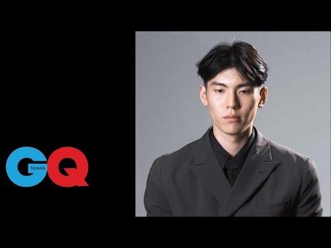 韓流型男四款髮型示範#2 中分捲髮|GQ Style