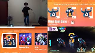 Just Dance Now: Bang Bang Bang - 5 stars | Camera