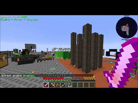 Repeat Modern Skyblock 3 Ep88 Nuclear Option by direwolf20