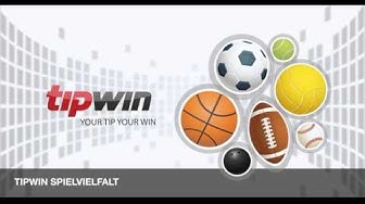 TipWin Sportwetten - Your tip your win