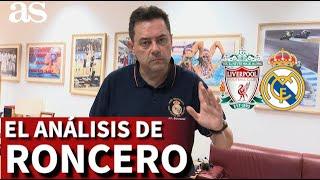 Liverpool- R.Madrid | Roncero, más feliz que nunca: