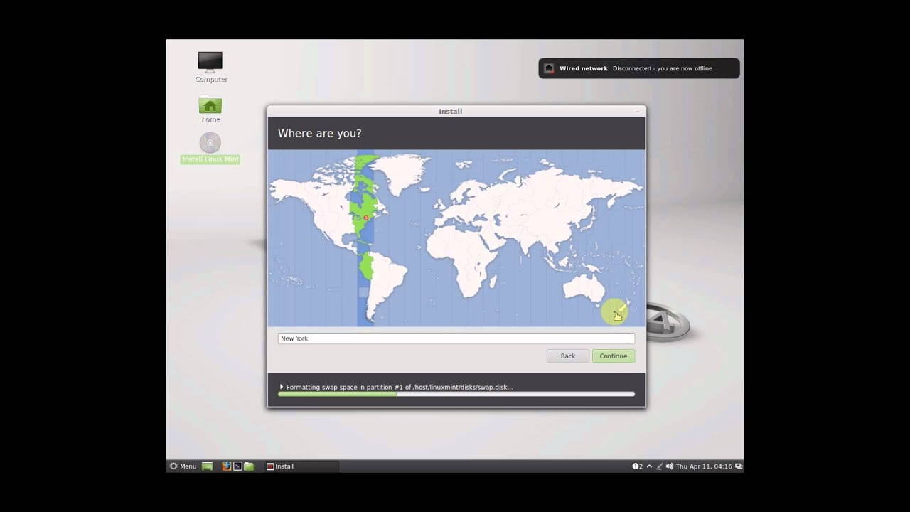 How To Dual Boot Windows and Linux Mint Using Mint4Win