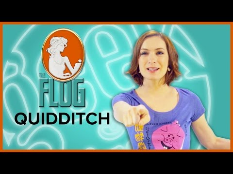Felicia teams up with Ashley Johnson, Markiplier, and Jessica Marzipan to play Quidditch. Will they prove themselves to be full blown wizards or lowly muggles?