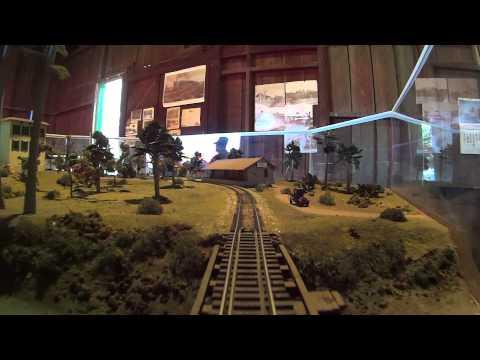 Barberville Florida Pioneer Settlement Model Railroad