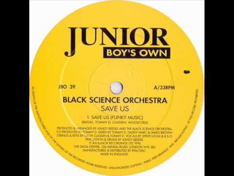 Black science Orchestra - Save Us (Funky Music) .wmv