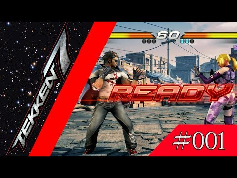 TEKKEN 7 GAMEPLAY GERMAN #001 - ONLINE KÄMPFE ZU KNAPP !