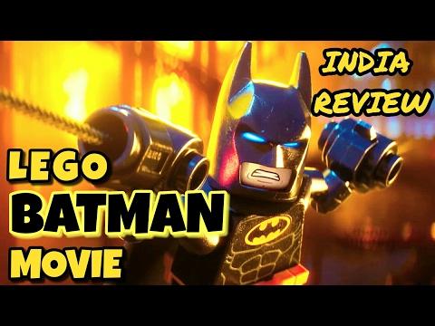 Lego Batman Movie India Review | DC Hindi