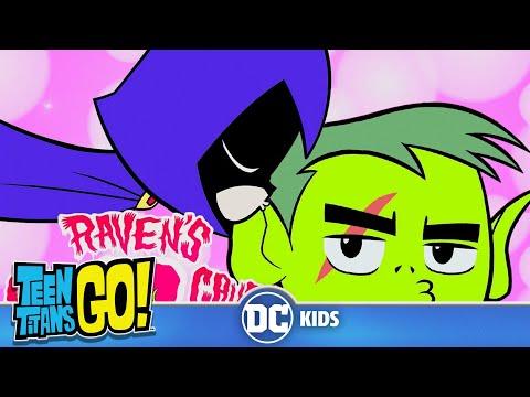 Teen Titans Go!   Raven and Beast Boy