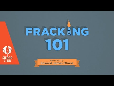 Fracking 101: why natural gas is dirty and dangerous