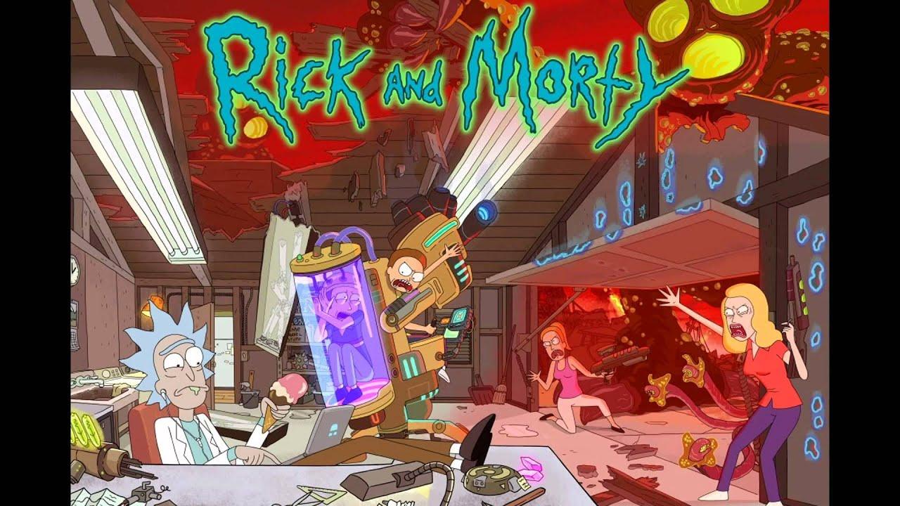 rick morty enigma parody song ryan elder youtube