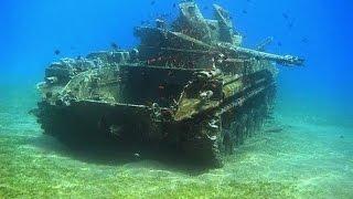 Невероятные находки Танков ВОВ...Great finds Tanks WWII