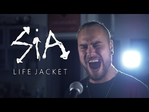 Sia - Life Jacket (Metal Cover)