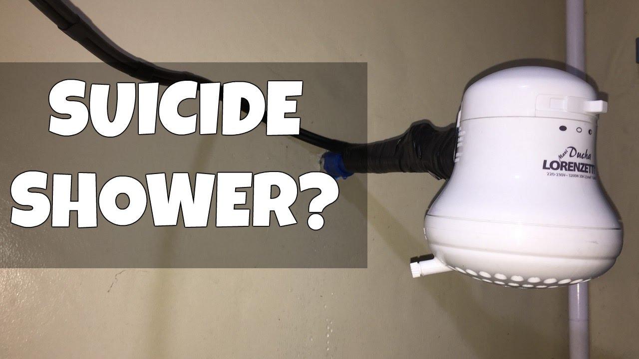 Lorenzetti Electric Shower Head  YouTube