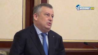 Александр Дрозденко подвел итоги года