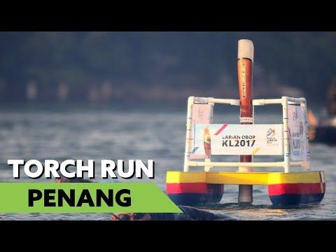 Kuala Lumpur 2017 Torch Run - Penang
