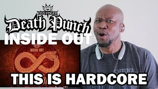 Amazing Reaction To  FIVE FINGER DEATH PUNCH- INSIDE OUT
